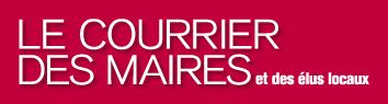 logo : Le Courrier des Maires