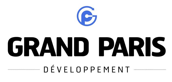 logo : Grand Paris Developpement