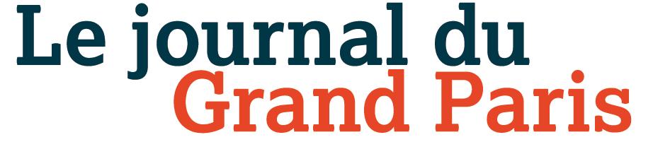 logo : Le Journal du Grand Paris