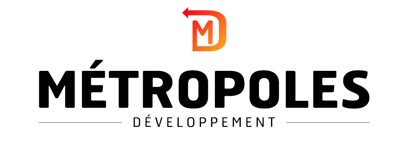 logo : Metropoles Développement