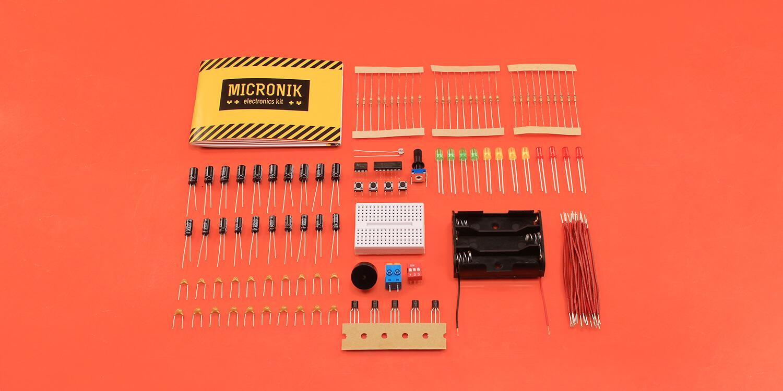 micronik — all of it