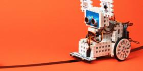 Octoliner on Robot Nyasha photo