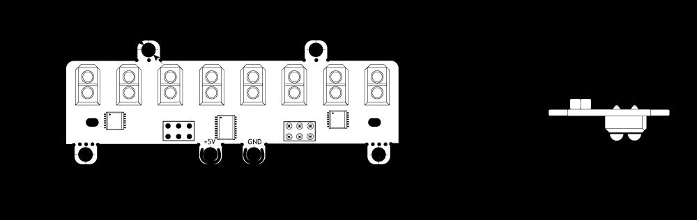 Octoliner dimensions