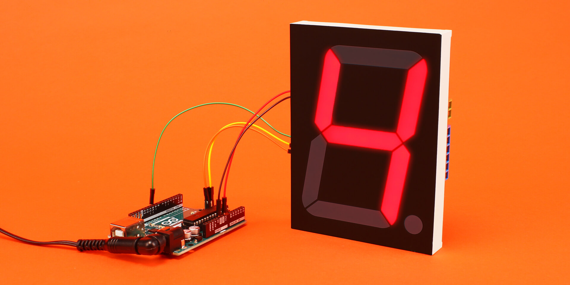 Segm8 with Arduino