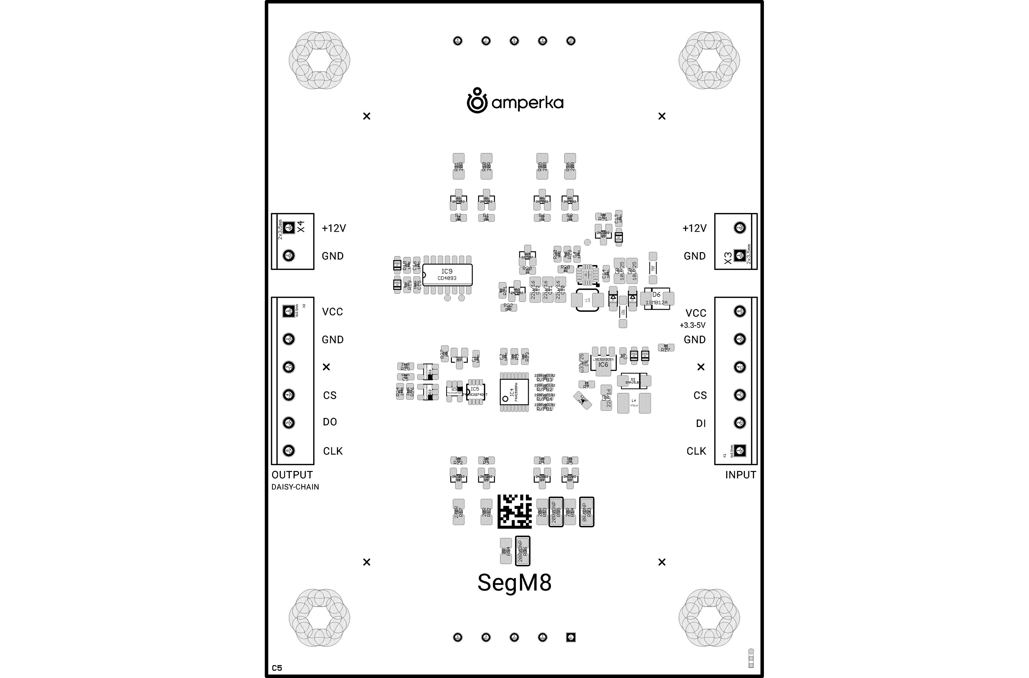 segm8 component layout