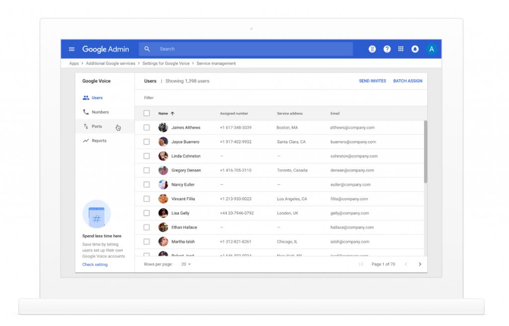 AdminConsole-GoogleVoice - graphic