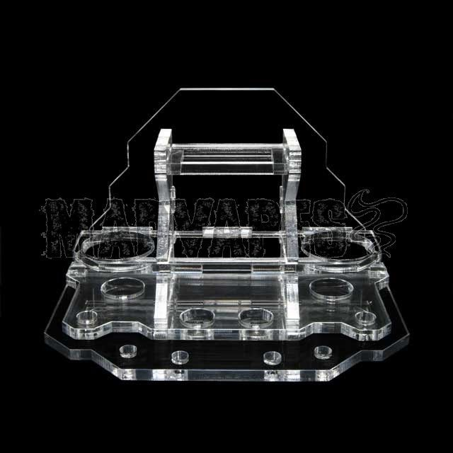 Clear Acrylic iTaste MVP Stand