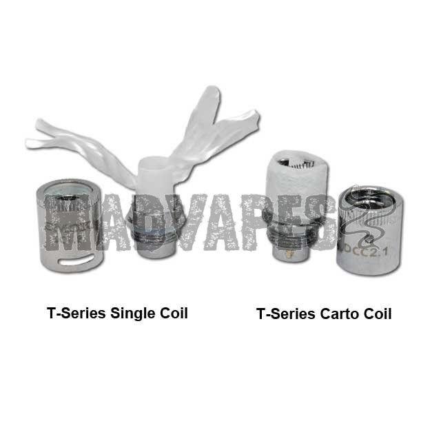 T-Series Coils, Single Coil