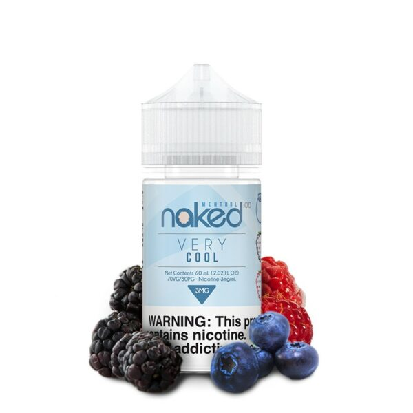 Naked 100, Very Cool