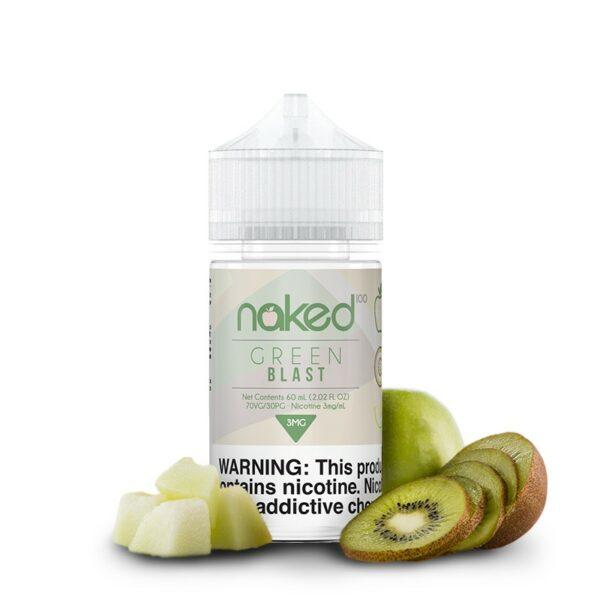 Naked 100, Green Blast