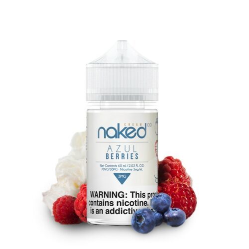 Naked 100, Azul Berries