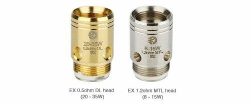 Joyetech EX Exceed Replacement Coils, 5 Pack