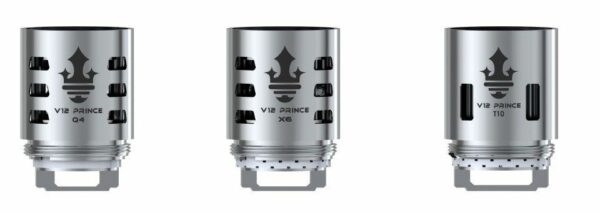 Smok Tech TFV12 Prince Replacement Coil, 3 Pack