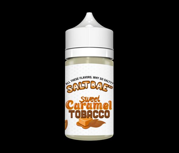 Salt Bae, Sweet Caramel Tobacco
