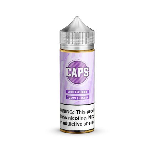 Candy Caps, Grape Explosion