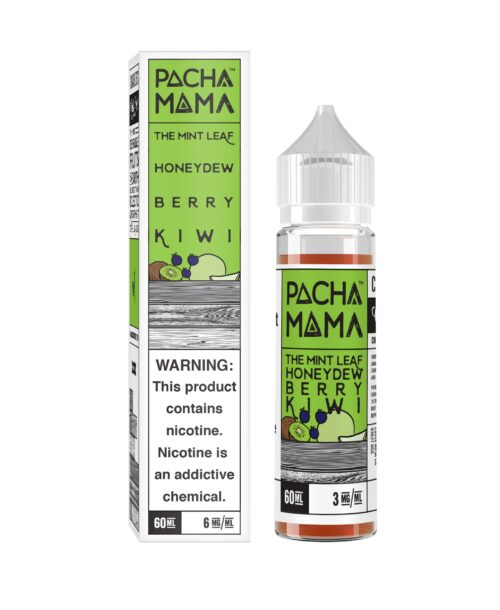 Pachamama, Mint Honeydew Berry Kiwi