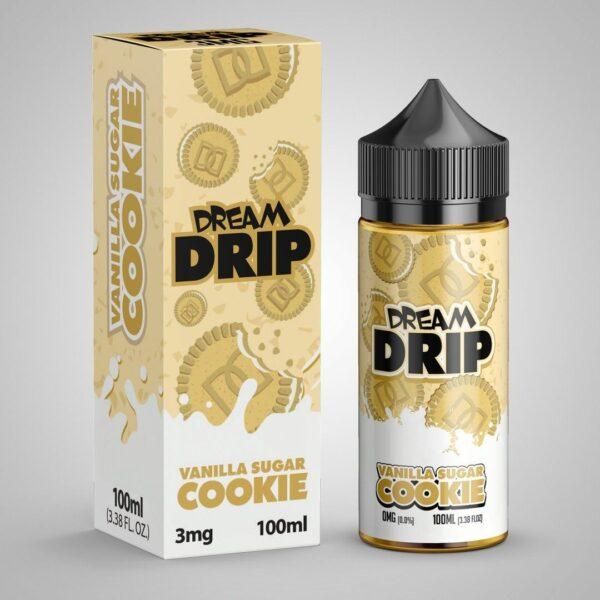 Dream Drip, Vanilla Sugar Cookie