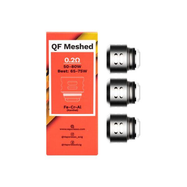 Vaporesso QF Coil, 3 Pack