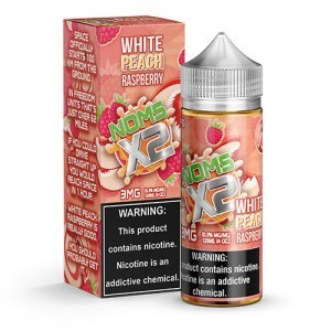 Noms, White Peach Raspberry