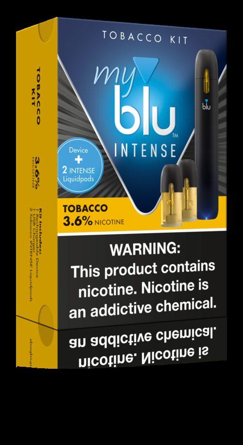 MyBlu Bundle Kit, Tobacco