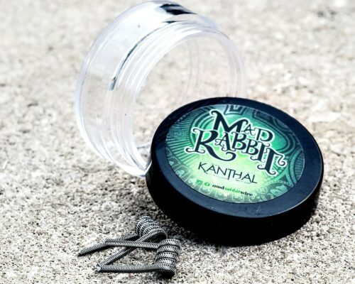 Mad Rabbit Kanthal Pre-Made Container