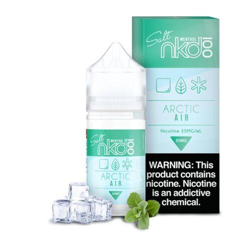 Naked 100 Salt, Arctic Air