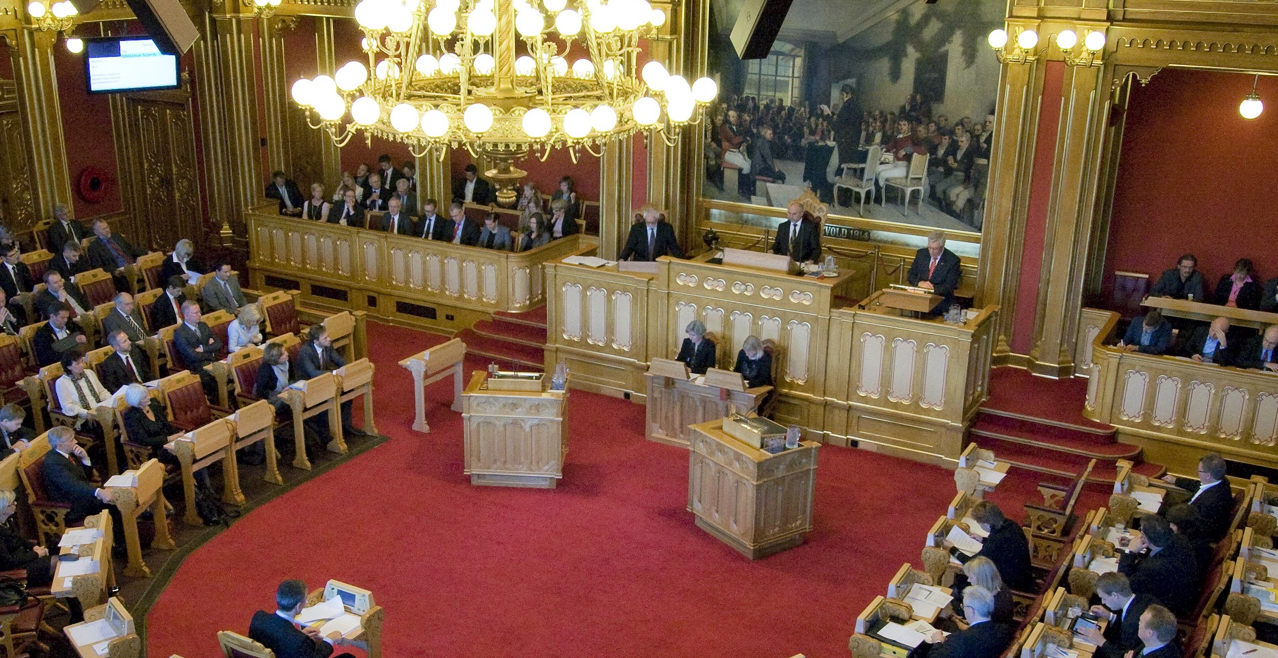 Anbud365: Anskaffelsesloven Stortinget vil heve den nasjonale terskelverdien