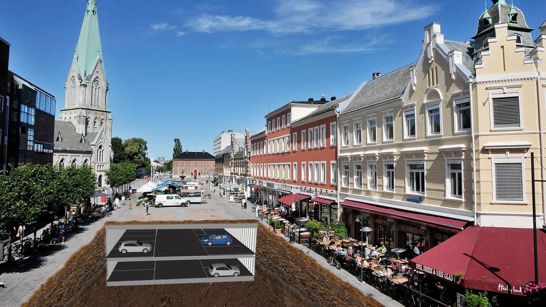 Anbud365: Langdryg strid om parkeringshus i Kristiansand
