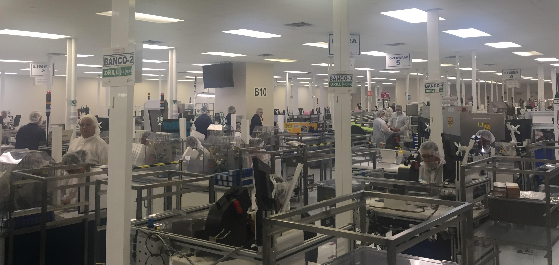 Anbud 365: Oppfølgingsteam sjekker arbeidsforhold ved fabrikker i Mellom–Amerika