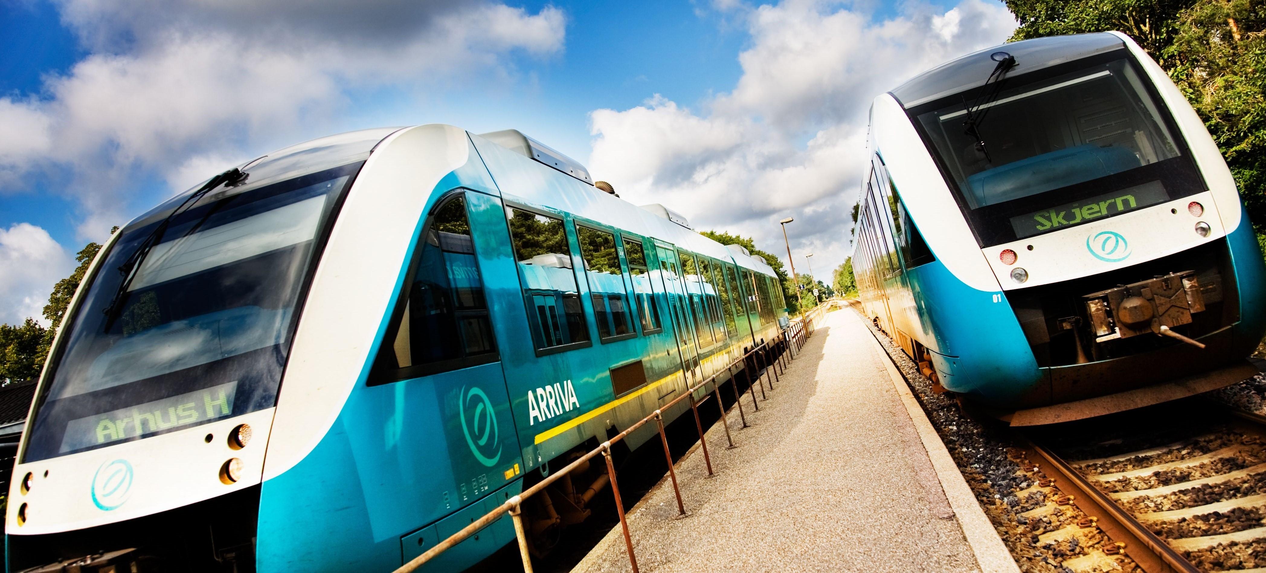 Anbud365: Forbereder konkurranseutsetting av togtrafikk,vil bare ha store selskaper