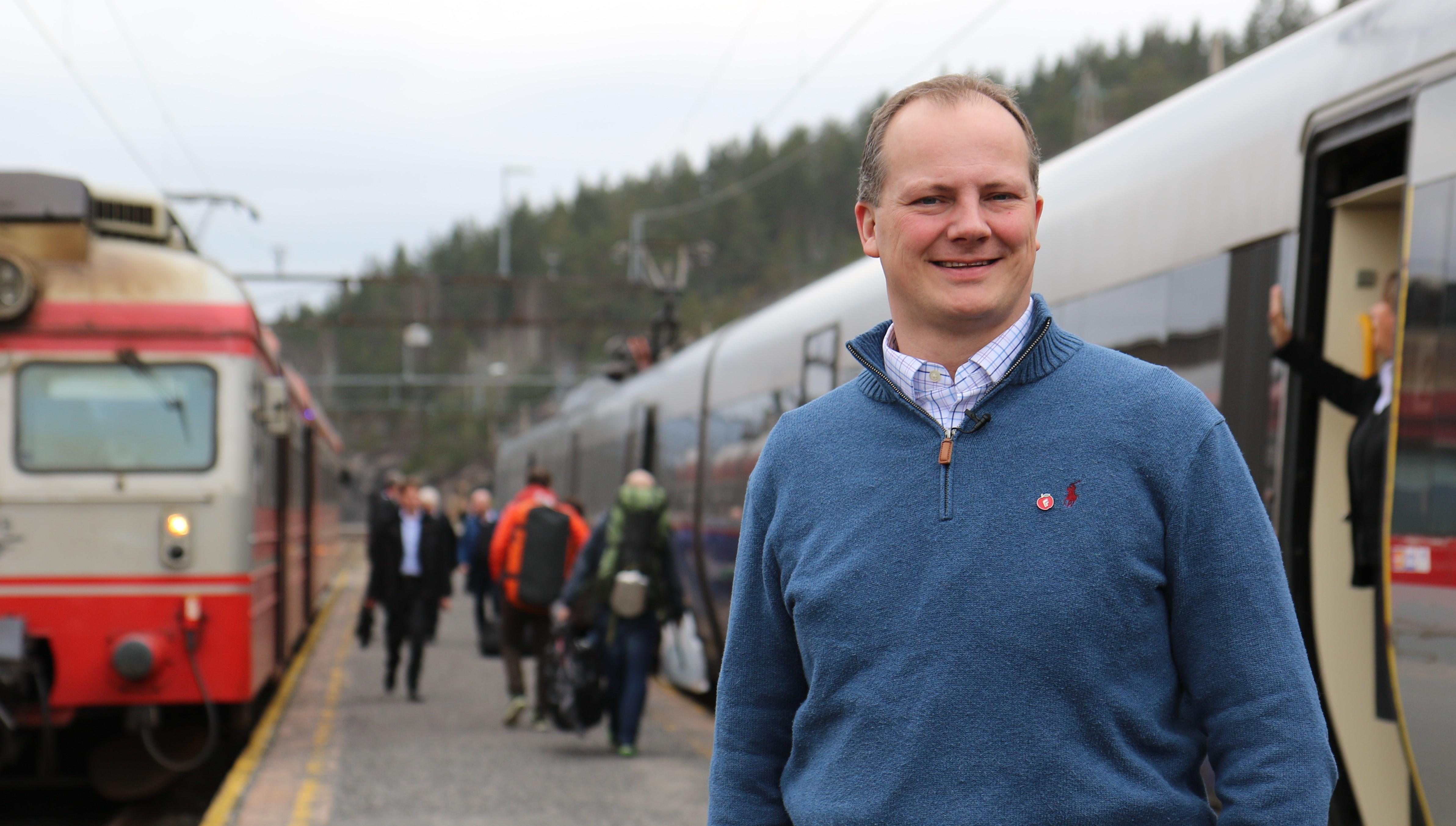 Anbud365: Tror åpning for konkurranse på jernbanen vil bety lite i Norge