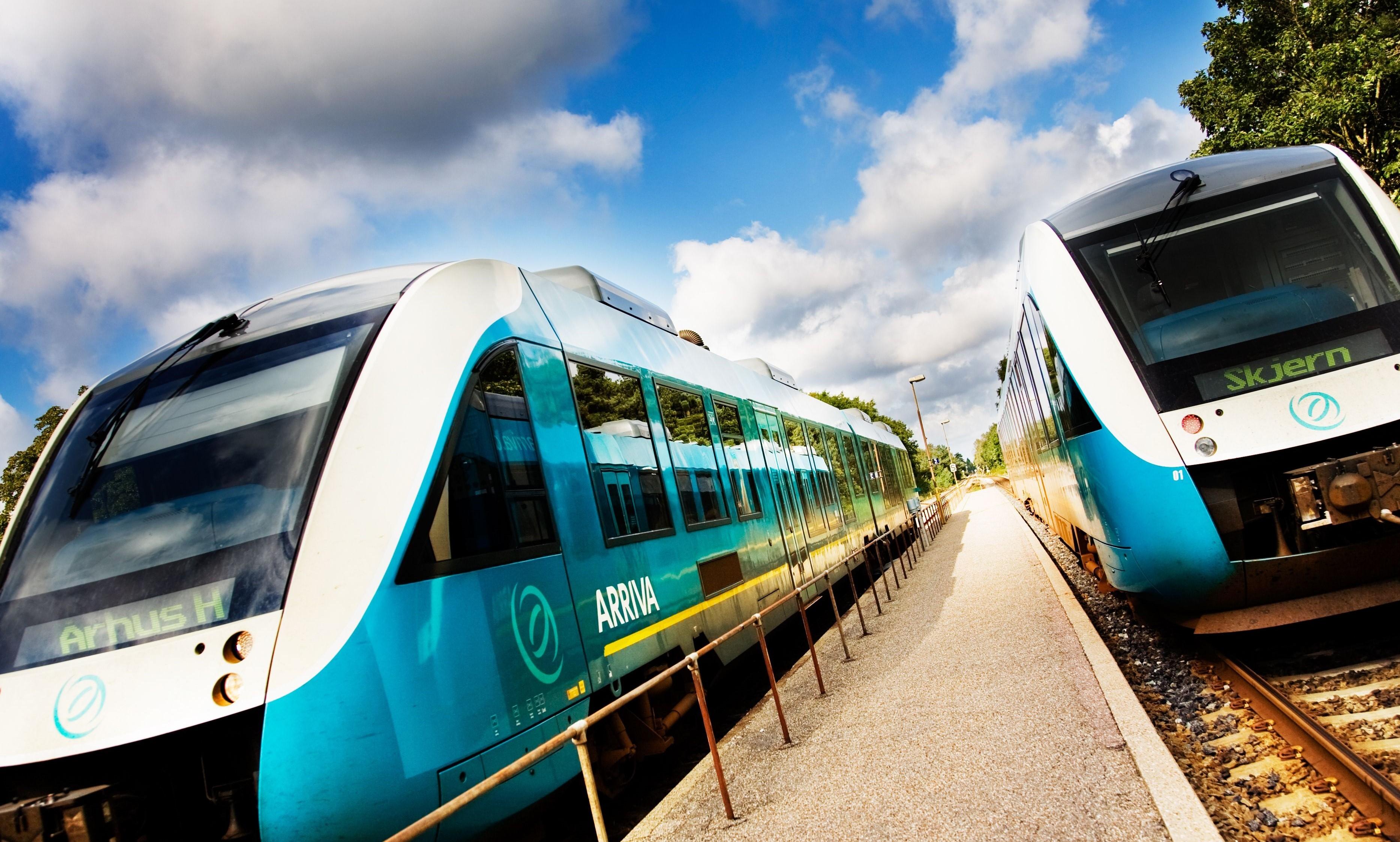 Anbud365: Analyse: Kan spare 700 mill i året på å konkurranseutsette all dansk togdrift