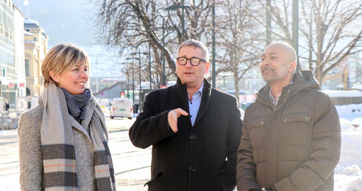 Anbud365: Innkjøper, kemner og politi i Drammen i felles kamp mot arbeidslivskrim