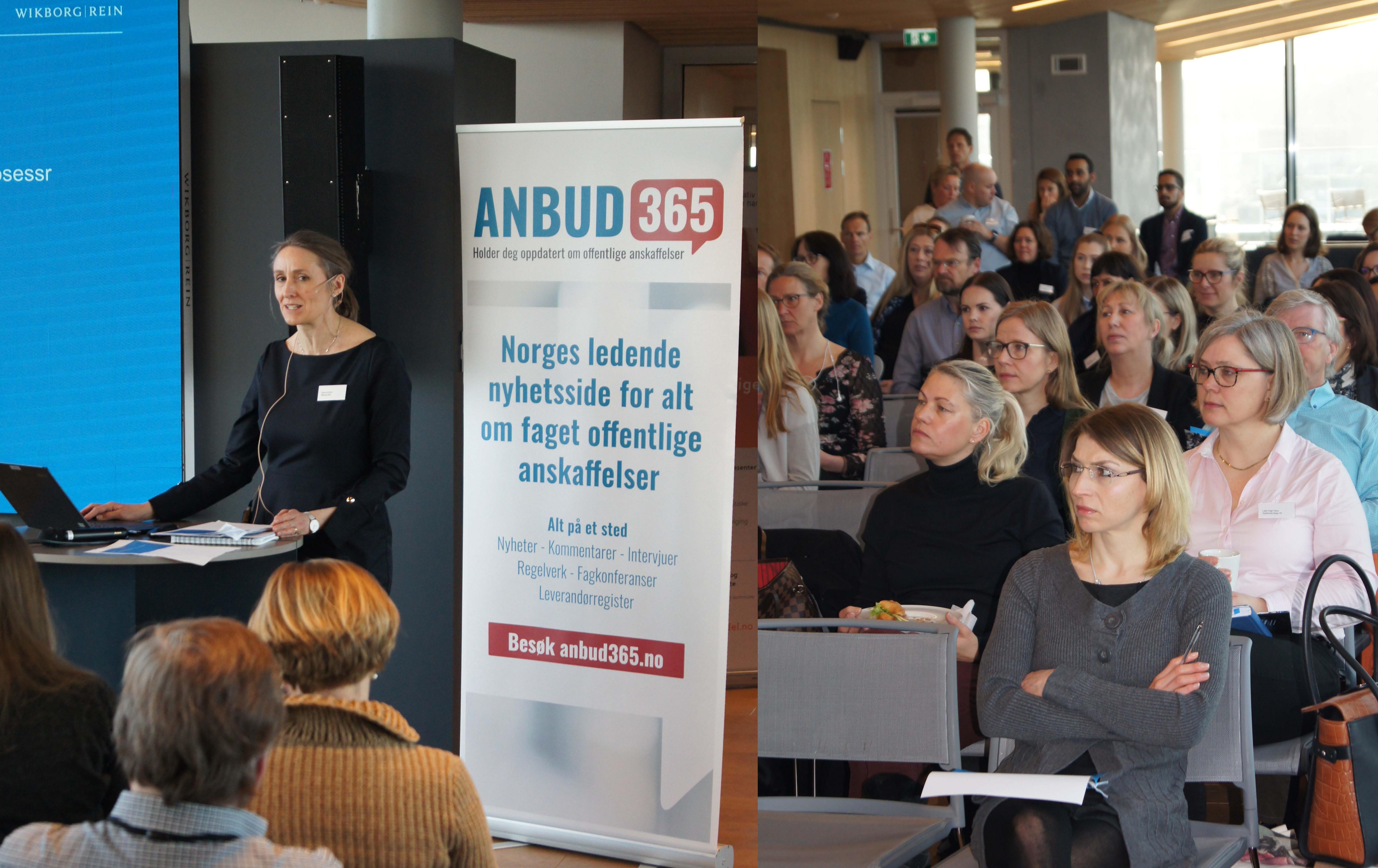 Anbud365: Jaktet kompetanse på å stille de beste krav om miljø og etisk handel