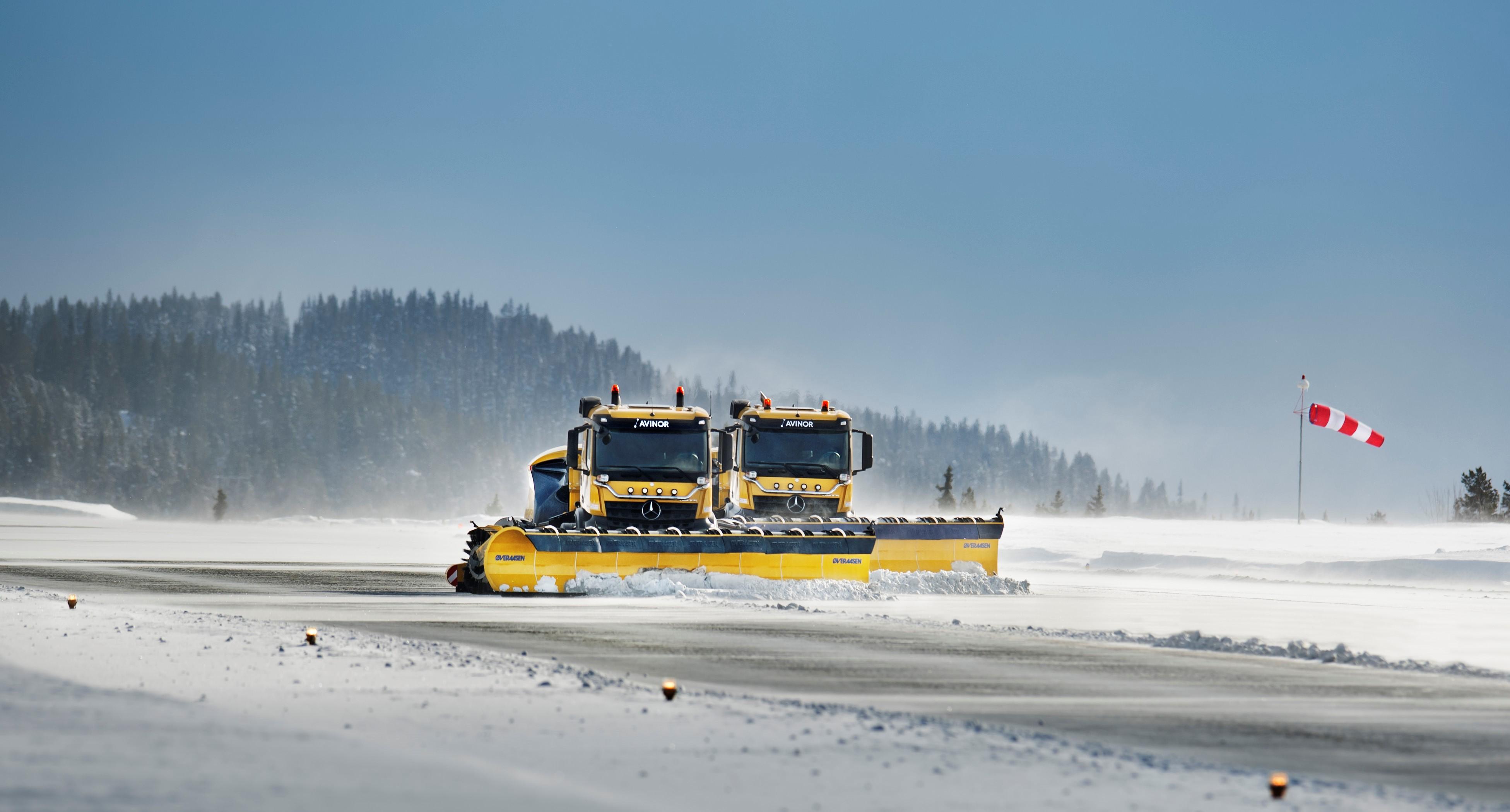 Anbud365: Fra førkommersiell anskaffelse til virkelighet på Oslo lufthavn til vinteren