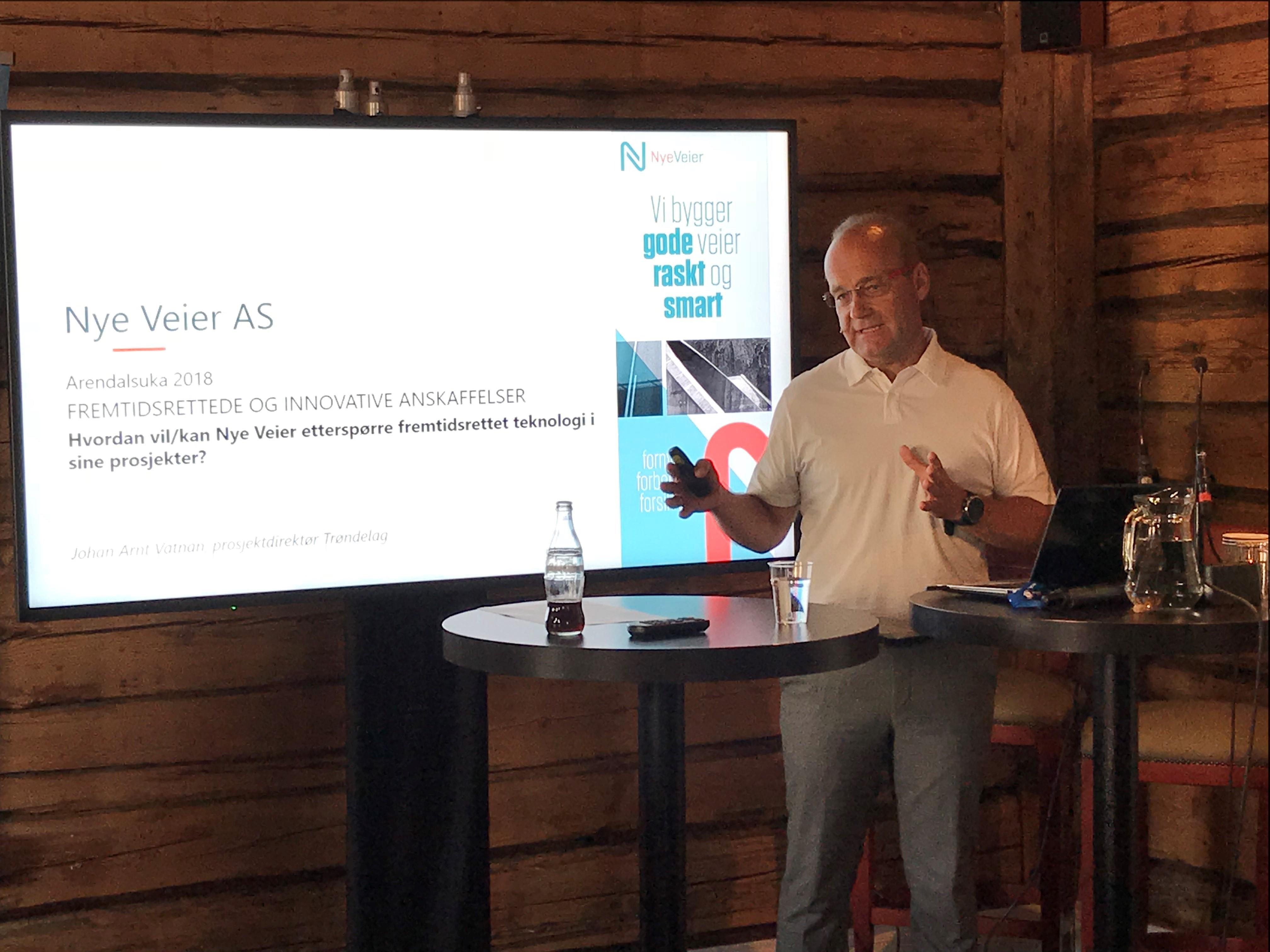 Anbud365: Kapret gjev E6-kontrakt i Norge, bruker milliarder årlig på forskning og utvikling