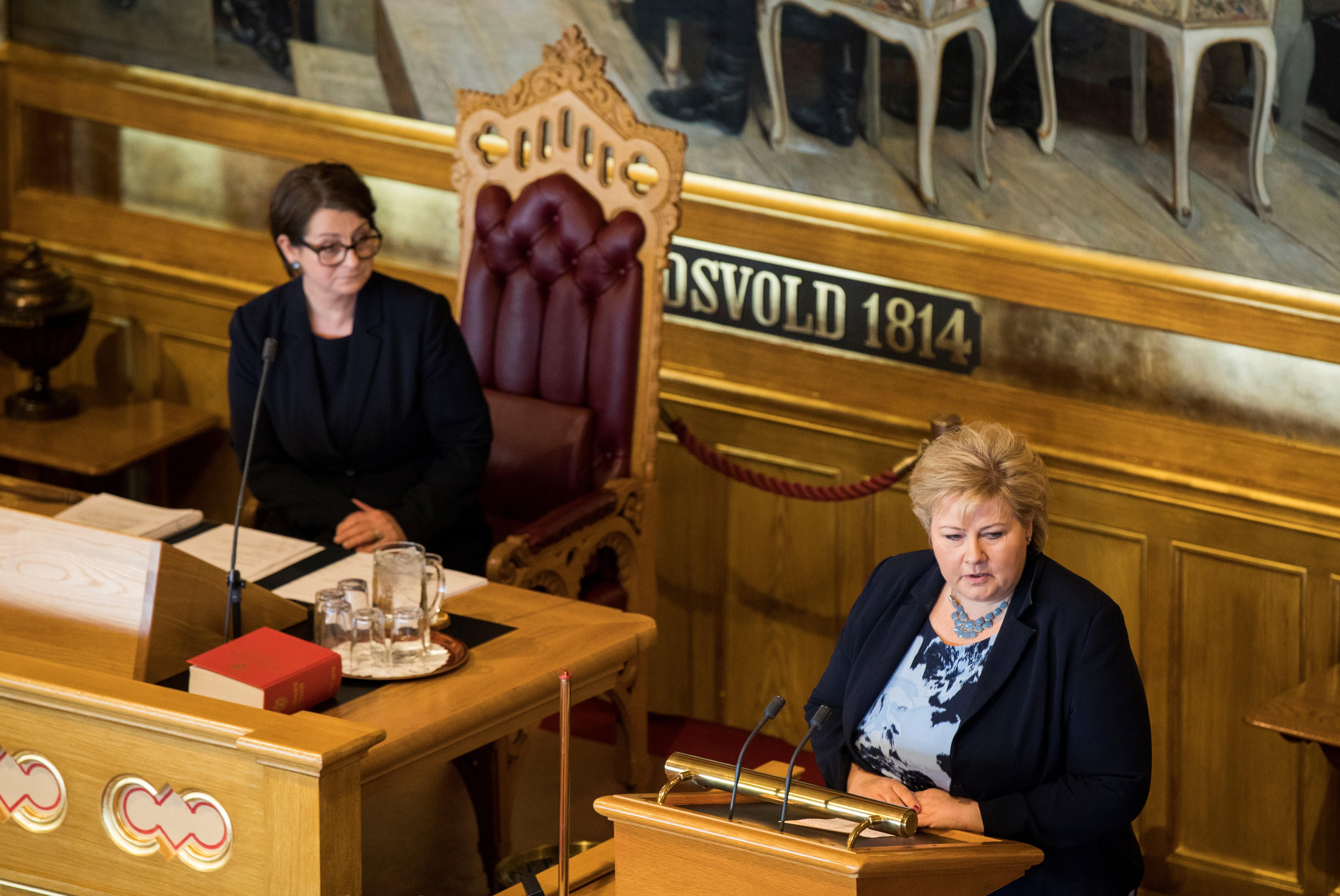 Anbud365: Om ikke ved egen toppledelses bord, så ved statsministerens og stortingspresidentens