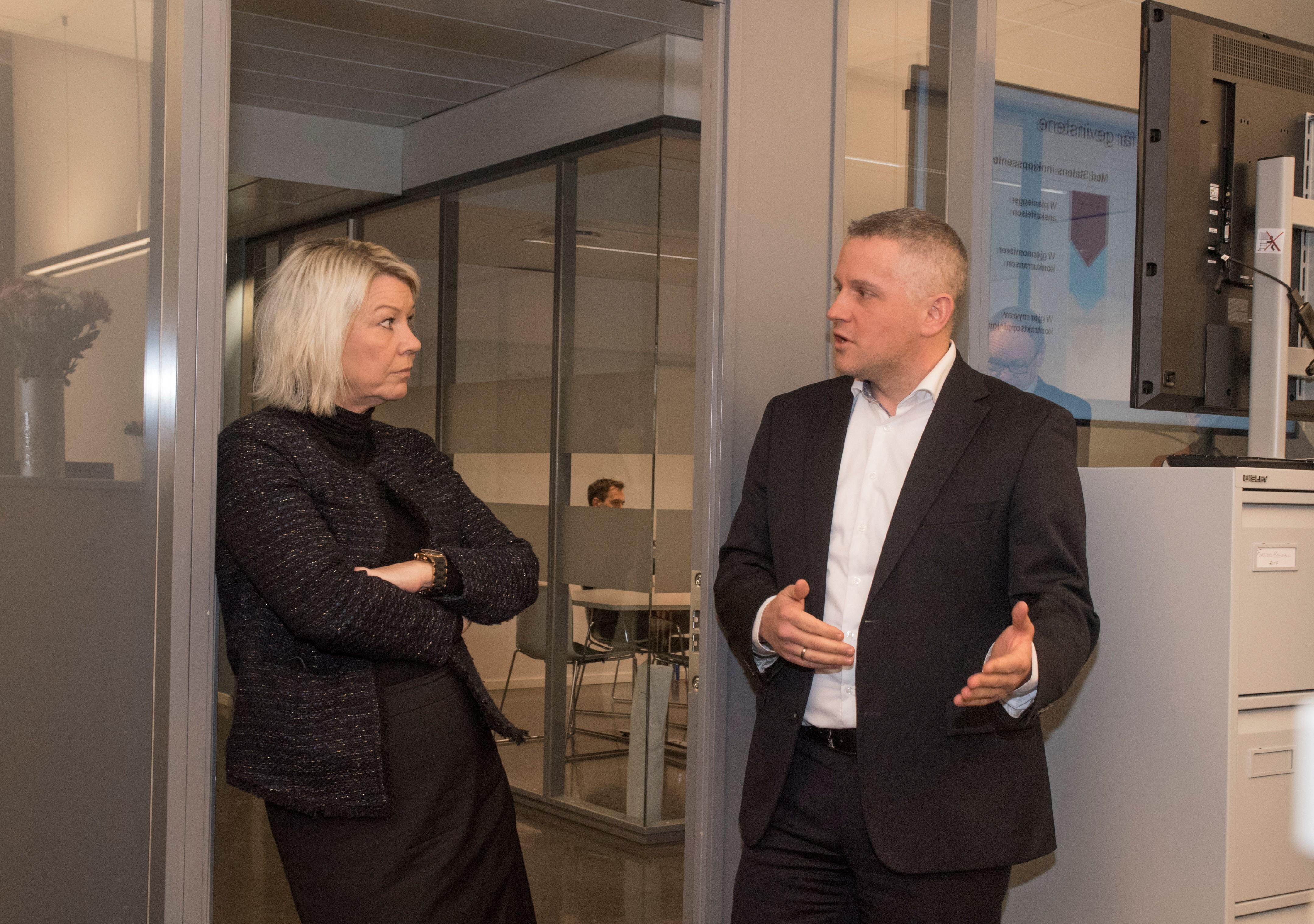 Anbud365: Evaluering Sats på Statens innkjøpssenter, hundrevis av millioner kan spares