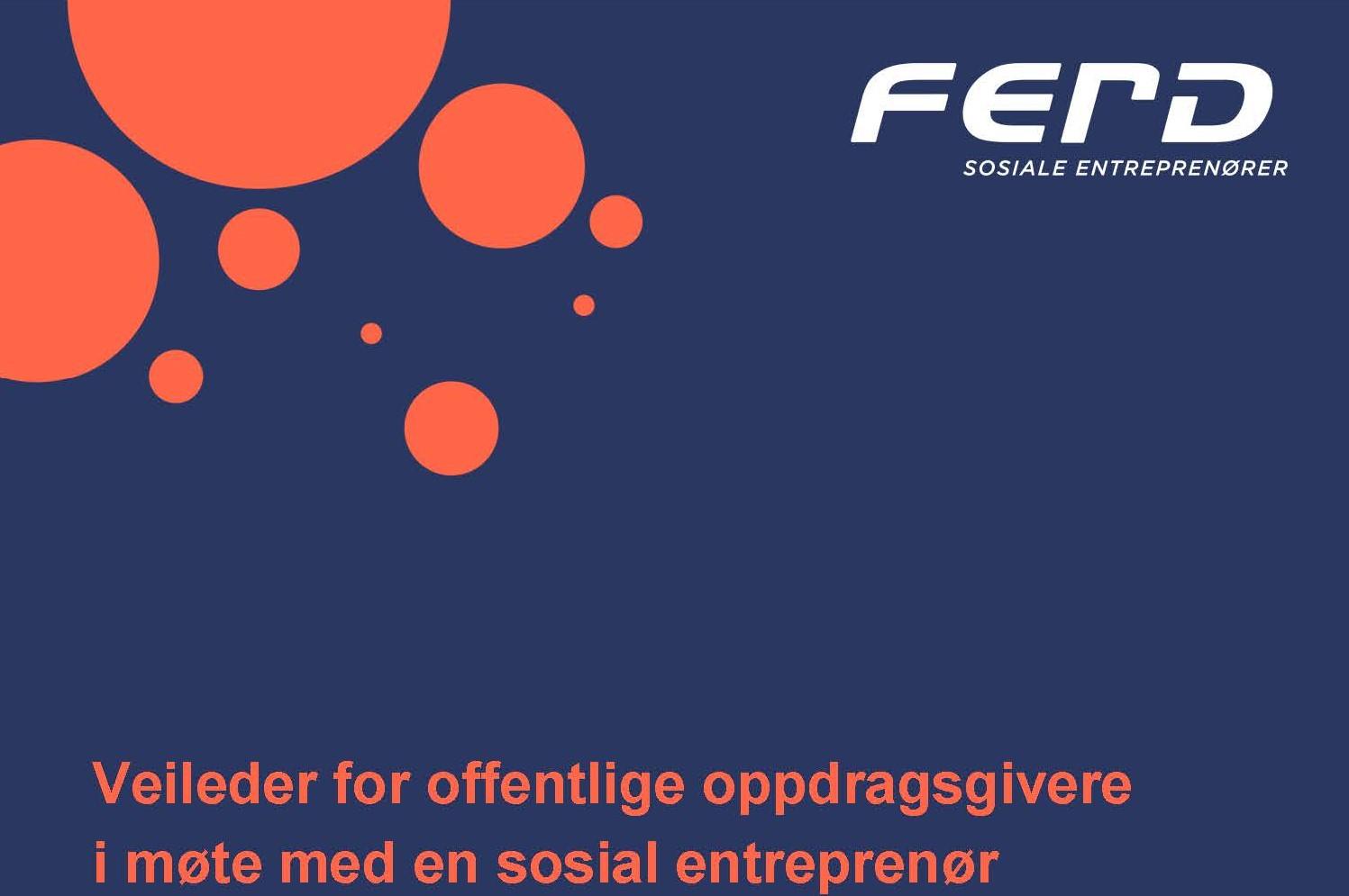 Anbud365: Slik kan sosiale entreprenører bedre slippe til i offentlige anskaffelse