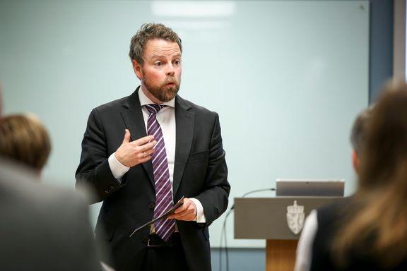Anbud365: Terskelverdi og store kontrakter høyt på Røe Isaksens «to-do»-liste etter Stortinget