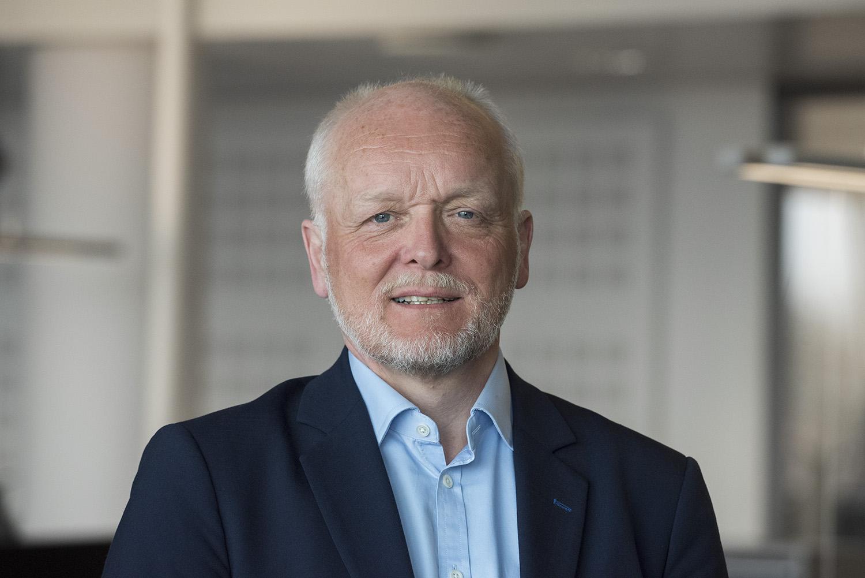 Anbud365: Digitaliseringsdirektoratet, her ved fagdirektør Gunnar Wessel Thomassen, holder trykket oppe digitalt.