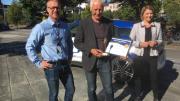 Anbud365: Dynamisk innkjøpsordning og lokale, miljøsertifiserte leverandører kjernen i elbil-satsing