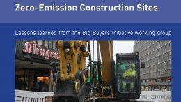Anbud365: Ni store deler sine erfaringer med utslippsfrie byggeplasser