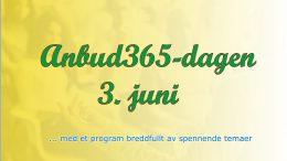 Anbud365: I dag er det Anbud365-dagen – mer enn 500 påmeldte søker kompetansepåfyll