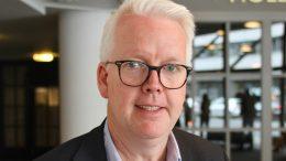 Anbud365 Han holdt i utviklingen av grunnlaget for EHF, nå tar han nye år med ansvar for oppfølgingen