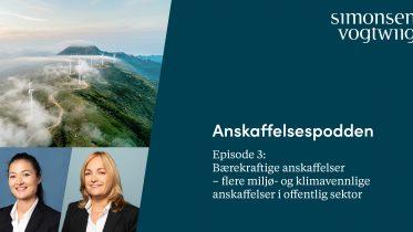Anbud365: Klart for Anskaffelsespoddens 3. episode – søkelys på handlingsplan for klima og miljø