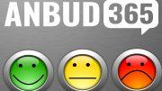 Anbud365: Anbud365-måling To av tre vil ha sentralt satte, standardiserte kravkriterier