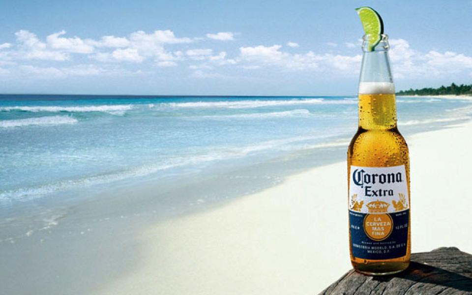 Kết quả hình ảnh cho Bia Corona Extra