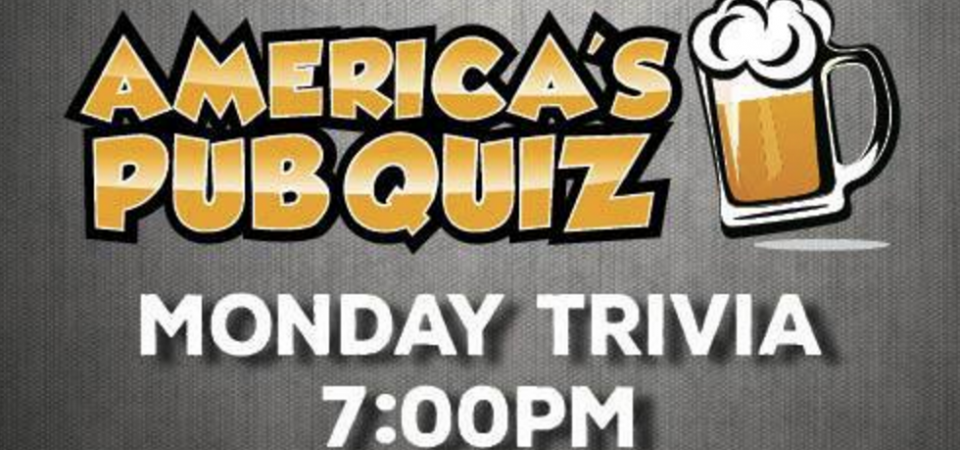 America's Pub Quiz Trivia