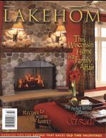 Designer/Builder LakeHom Feature Home